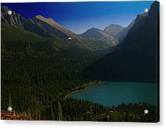 Grinnell Lake Glacier National Park Acrylic Print