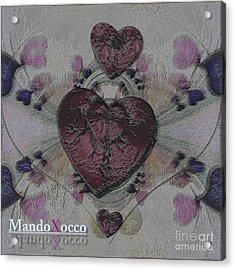 Heart Strikers Acrylic Print