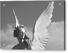 Heavenly Acrylic Print by Marc Huebner