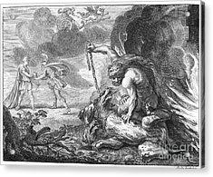 Hercules Acrylic Print by Granger