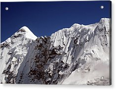 Himalayan Landscape Acrylic Print by Pal Teravagimov Photography