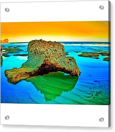 #instanaturelover #ic_landscapes Acrylic Print