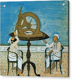 Islamic Astronomers Acrylic Print by Science Source
