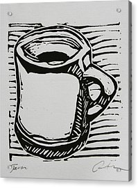 Java Acrylic Print