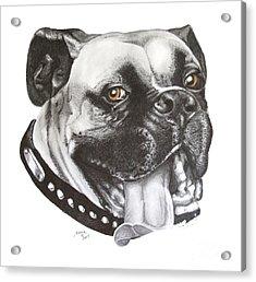Jed Acrylic Print