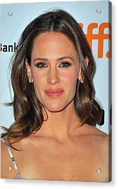 Jennifer Garner At Arrivals For Butter Acrylic Print by Everett