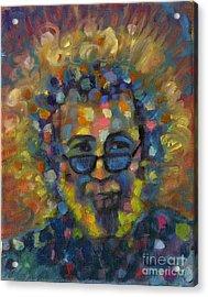 Jerry 2 Acrylic Print by Pam Baker