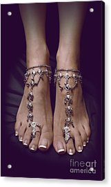 Jewels Acrylic Print by Tos Photos