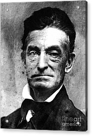 John Brown (1800-1859) Acrylic Print by Granger