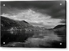 Killary Harbour Acrylic Print