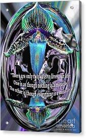Kismet Acrylic Print