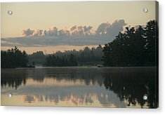 Lake Of The Woods, Ontario, Canada View Acrylic Print by Keith Levit
