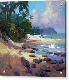 Laniakea Acrylic Print by Richard Robinson
