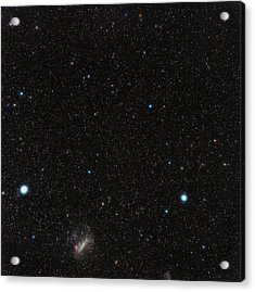 Large Magellanic Cloud Acrylic Print by Eckhard Slawik