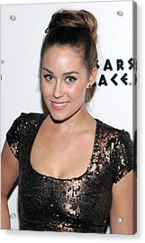Lauren Conrad In Attendance For Lauren Acrylic Print
