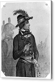 Lazare Carnot (1753-1823) Acrylic Print by Granger