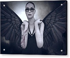 Libertine Angel Acrylic Print