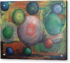 Life In Stillness Acrylic Print