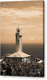 Lighthouse Acrylic Print by Gaspar Avila