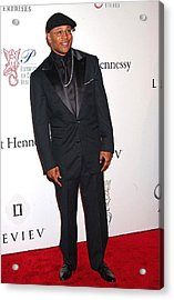 Ll Cool J At Arrivals For The Angel Acrylic Print