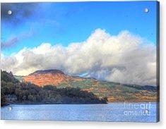 Loch Lomond Acrylic Print by David Grant