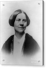 Lucy Stone, American Abolitionist Acrylic Print