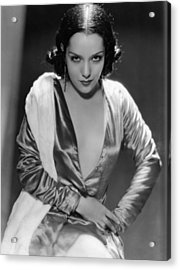 Lupe Velez, Ca. Early 1930s Acrylic Print by Everett