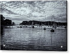 Acrylic Print featuring the photograph Manchester Cove by Tom Singleton