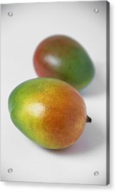 Mangoes Acrylic Print by Veronique Leplat