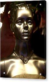 Maria Acrylic Print by Jez C Self
