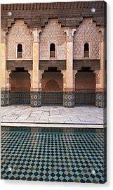 Marrakesh, Morocco Acrylic Print by Axiom Photographic