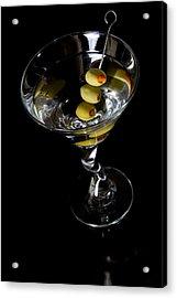 Martini Acrylic Print