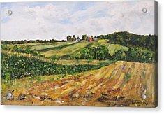 Milligan's Farm Acrylic Print