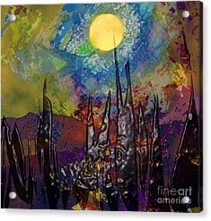 Moonlight Magic Acrylic Print