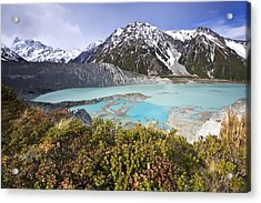 Mount Cook National Park Acrylic Print