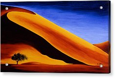 Namibia 2 Acrylic Print