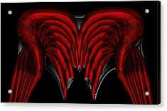 Nanocyte Acrylic Print by Christopher Gaston