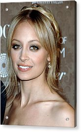 Nicole Richie At Arrivals For The Art Acrylic Print by Everett