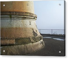 Acrylic Print featuring the photograph North Head Lighthouse 6 by Peter Mooyman