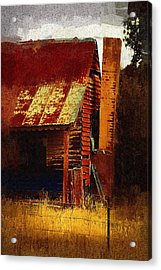 Old House In Australia Acrylic Print