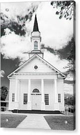 Old Koloa Church Acrylic Print