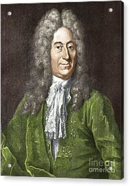 Ole Roemer, Danish Astronomer Acrylic Print by Science Source