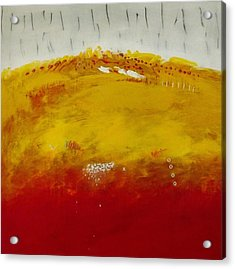 Open Sky. Acrylic Print by Jorgen Rosengaard