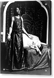 Othello, Uta Hagen As Desdemona, Paul Acrylic Print by Everett