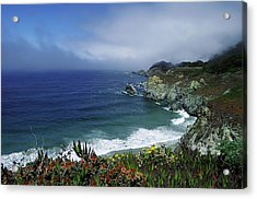 Acrylic Print featuring the photograph Pacific Coast by Renee Hardison