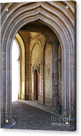 Palace Arch Acrylic Print by Carlos Caetano