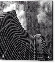 Paramount Bay - Miami Acrylic Print by Joel Lopez