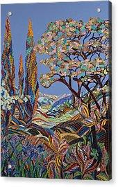 Pastorale Acrylic Print