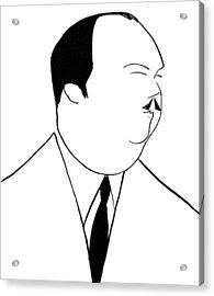 Paul Whiteman (1890-1967) Acrylic Print by Granger