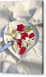 Petals Acrylic Print by Joana Kruse